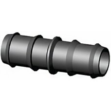 PP connector for LDPE pipe 32mm x 32mm