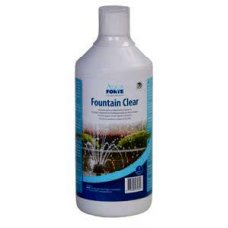 Prevents Algae & calcium problems Fountain clear, 1l