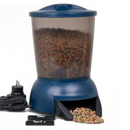 Automatic fishfeeder AquaForte