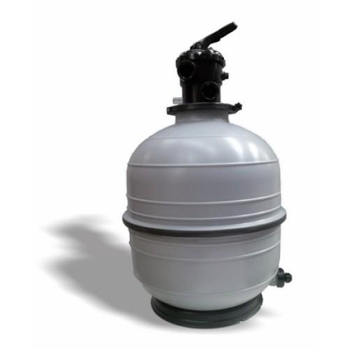 Smėlio filtras su sklende viršuje AstralPool Mediterraneo Ø400mm (incl. valve)
