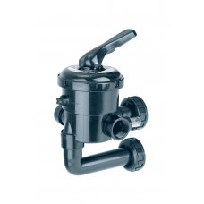 Side mount multiport valve AstralPool new generation with Bayonet connection 1½""