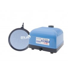 Aeration Set: Airpump Hailea V-20 and disc diffuser Hi-Oxygen Ø 130mm