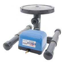 Aeration Set: airpump Hailea V-60 and disc diffuser Jaeger JetFlex HD™ 270 with stand