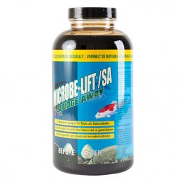Pond maintenance product MICROBE-LIFT Sludge away 1 litre