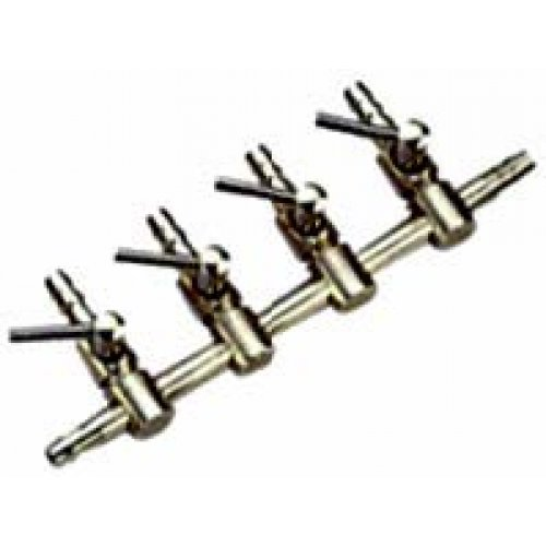 3 way manifolds for 4mm hose (1x4mm -> 3x4mm)