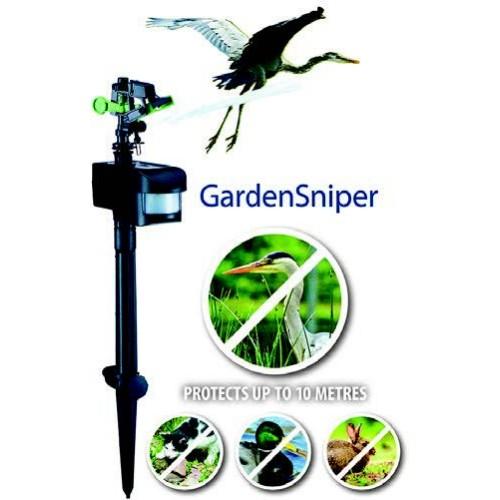 Priemonė garniams atbaidyti AquaForte Garden Sniper