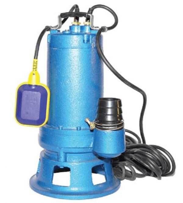 Submersible pump with cutting system WQ 10-10-0.75 (230V)
