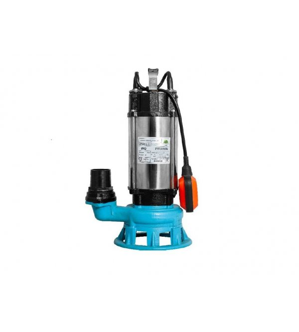 Submersible pump with cutting system WQ 1500 Pirania (230V)
