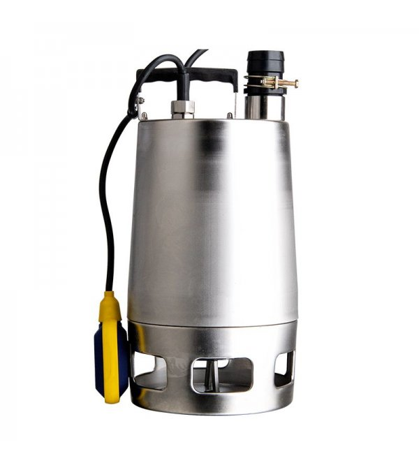 Submersible pump for hot water WQ 1.1 INOX Pro CW  (230V)