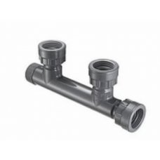 Manifold Inlet + 2 - way