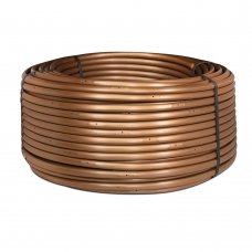 Drip hose Rainbird XFS 16mm, brown with copper shield