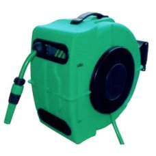Wall-mounted automatic fixed hose reel, 20m