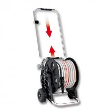 """Hose trolley with 25m hose """"Genius Compact Pronto 25"""", Claber 8858"""